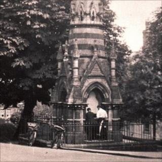 Original Water Cure Memorial
