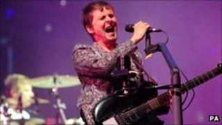 Muse at Leeds Festival