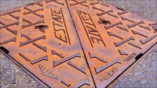 Manhole cover (generic)
