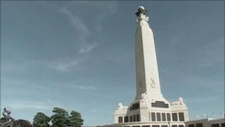 Plymouth War Memorial
