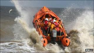 Happisburgh lifeboat (RNLI)