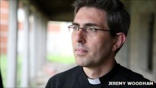 Rev Canon Tim Dakin