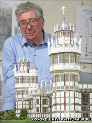 Professor Martin Biddle