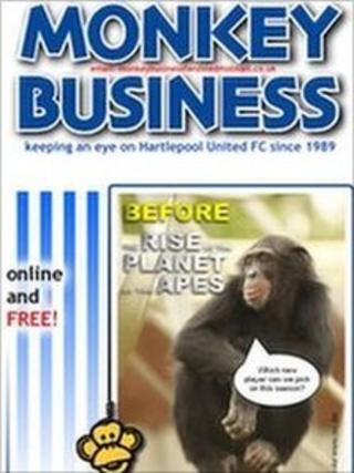 Monkey Business on line