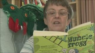Janet Foxley may have book turned in to film