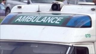 Ambulance sign