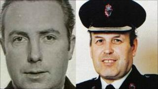 Harry Breen and Bob Buchanan were murdered by the IRA in 1989