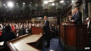 President Obama delivers a landmark jobs speech