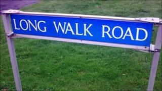 Long Walk Road