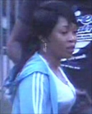 CCTV image of a woman police wish to speak to