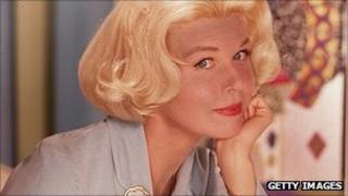 Doris Day pictured in 1955