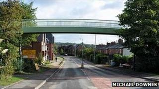 New Kenilworth bridge