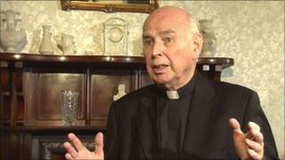Bishop Edward Daly