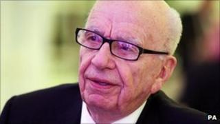 Rupert Murdoch (file image)
