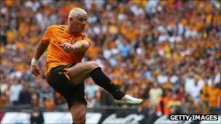 Dean Windass at Wembley