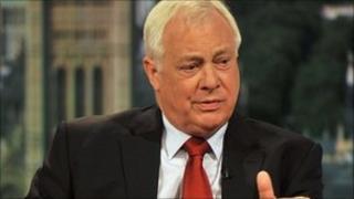 BBC Trust chairman Lord Patten