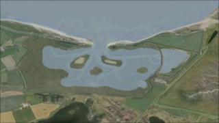 Wildlife habitat plan for Steart Peninsula