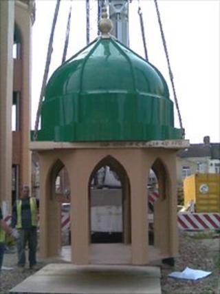 Teesside mosque