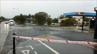 Car wash Racecourse Road