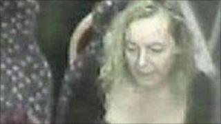 Lee Hendry (from CCTV images)
