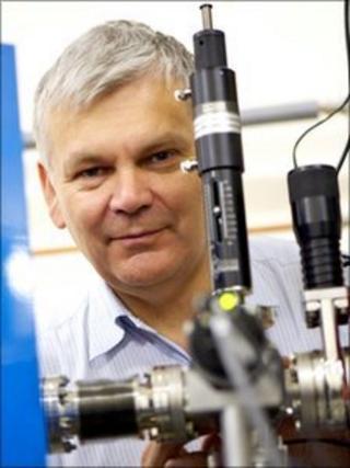 Professor Dino Jaroszynski