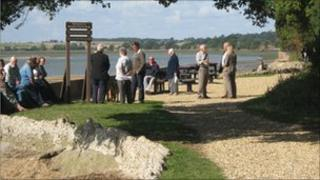 Shotley picnic site