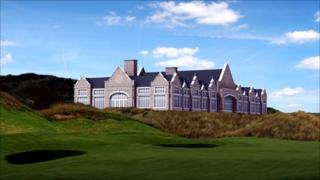 Image of clubhouse