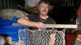 Oysterman Tim Vinnicombe