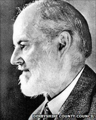 Henry Royce, co-founder of Rolls-Royce