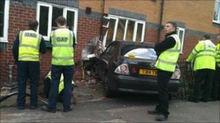 Rochdale Road crash