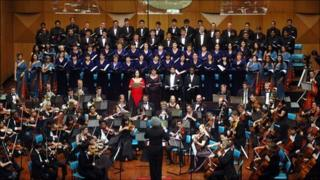 Symphony Orchestra of India (Photo courtesy: NCPA)