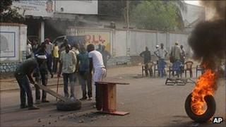 Violence attributed to political tensions in Kinshasa, DR Congo, on 6 September