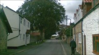 The tree in Irton