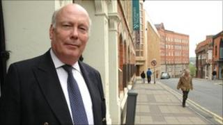 Julian Fellowes at the Royal and Derngate, Northampton