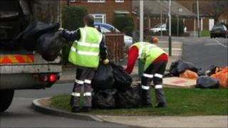 Rubbish collection