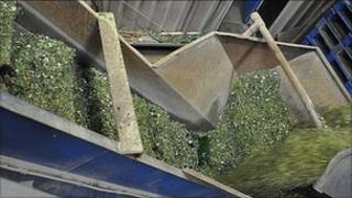 Guernsey has been crushing glass on island since 2006