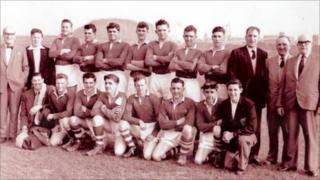 Kells Rugby Club. Photo: Cumbria Constabulary
