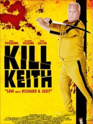 Keith Chegwin's Kill Keith poster