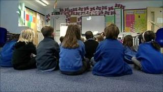 Primary school class generic