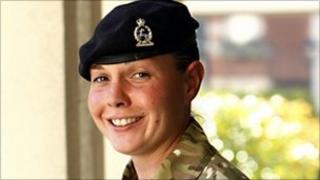 Sergeant Kaye Gina Wilson