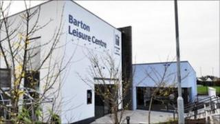 Barton Leisure Centre