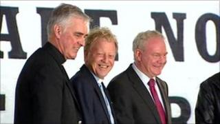 Father Canny, Reverend Latimer Martin McGuinness