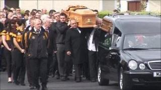 Karen Coyles funeral