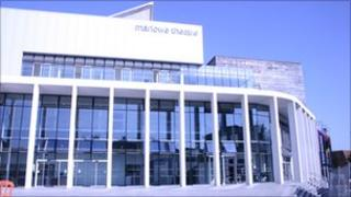 The new Marlowe Theatre