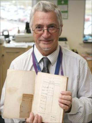 Hugh Beattie, Clydebank College librarian