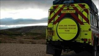 Bowland Pennine Mountain Rescue Team