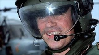 Lieutenant Commander Graham Chesterman