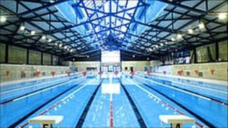 Millfield, Olympic swimming pool