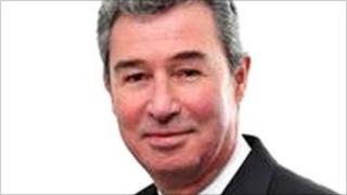 Councillor Alec Robertson