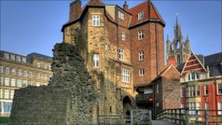 Newcastle Black Gate. Photo: Heritage Lottery Fund